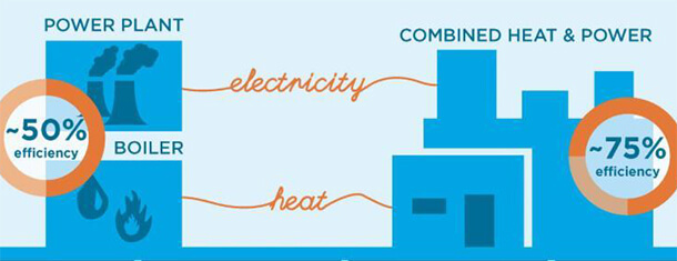 Combined Heat Power for Higher Education