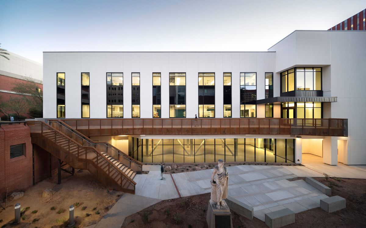 GLHN Architects and Engineers Laboratory Design